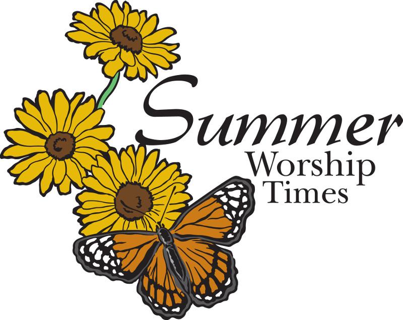 Image result for summer service times